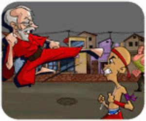 Kungfu ông nội