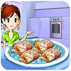 Nấu ăn món Gà cuộn mỳ Ý