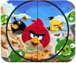 Angry Bird Thử Tài Thiện Xạ