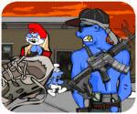 Smurf Terrorism