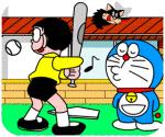 Nobita Đánh Bóng Chày