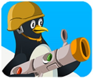 giải cứu chim cánh cụt
