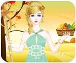 Nữ Thần Mùa Thu