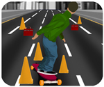 Lướt Ván Đường Phố